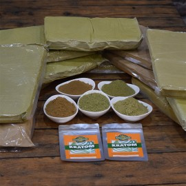 Kratom Powder - Sample Pack